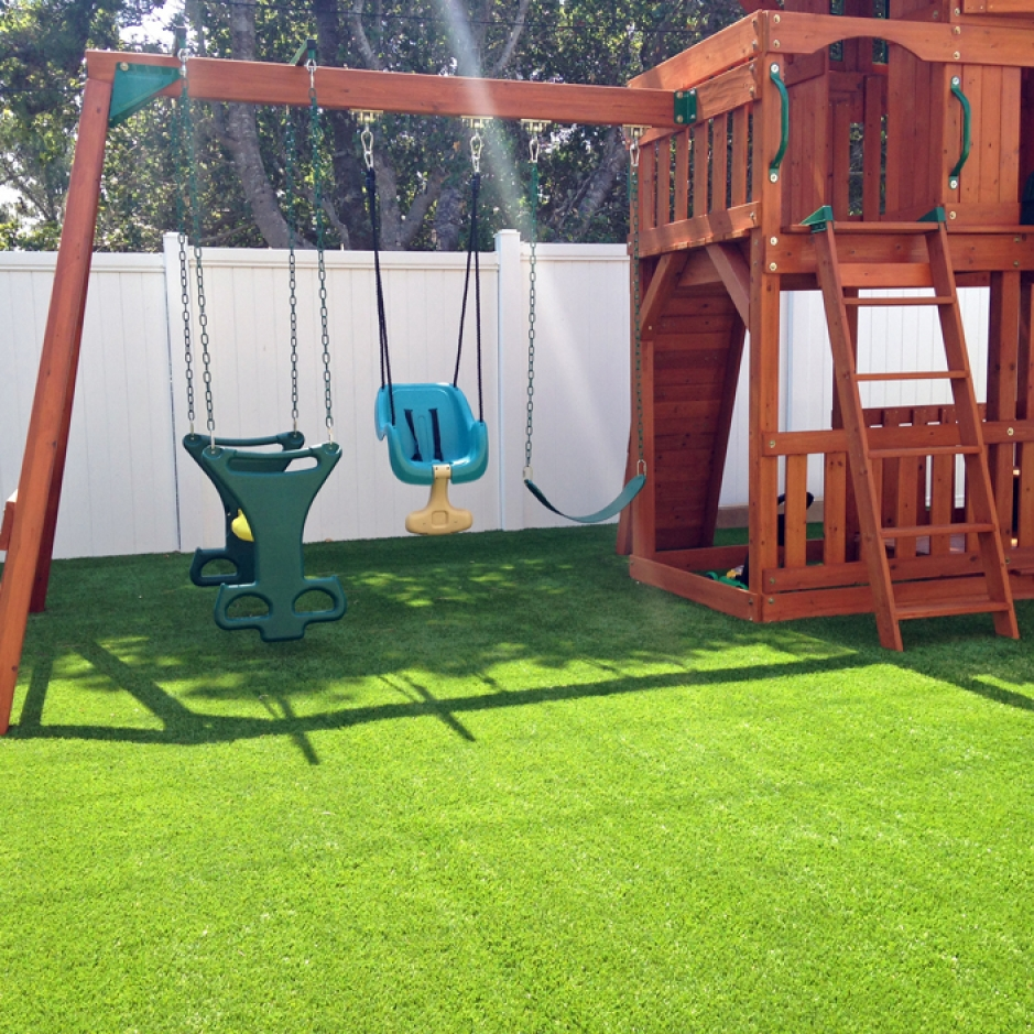 Artificial Grass Installation in San Bruno, California