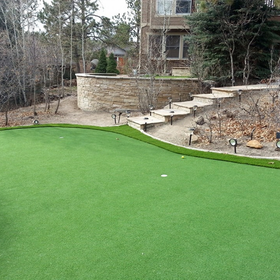 Artificial Grass Installation in Euless, Texas