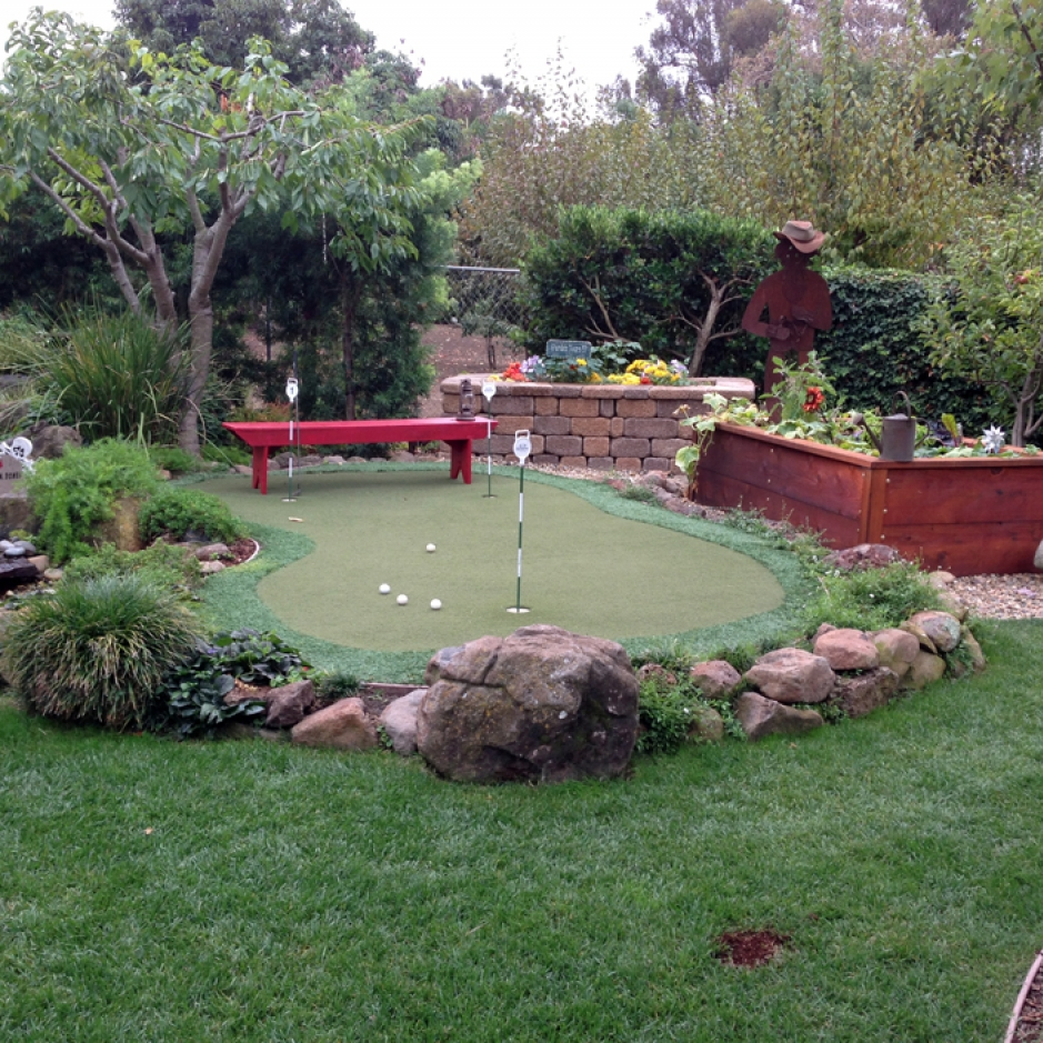 Artificial Grass Installation In Larkspur, California