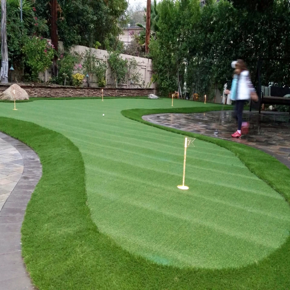 Artificial Grass Installation in Willowbrook, California