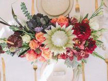 Inspiration for your Thanksgiving tablescaping