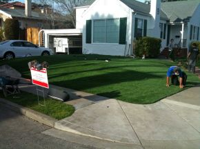 Artificial Grass Installation In Eureka, California