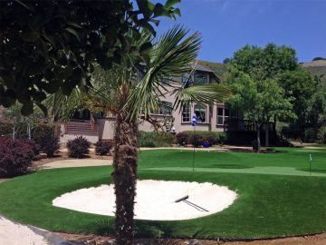Artificial Grass Photos: Artificial Grass Installation in Morgan Hill, California