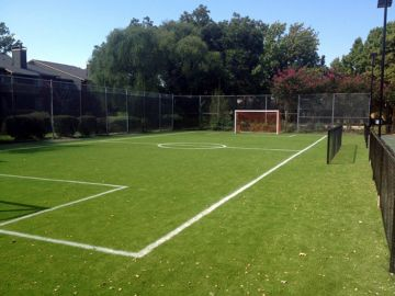 Artificial Grass Photos: Artificial Grass Installation in Midland, Texas