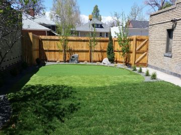 Artificial Grass Photos: Artificial Grass Installation in Orange, California