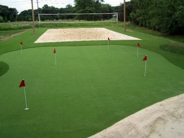 Artificial Grass Photos: Artificial Grass Installation in New York City, New York