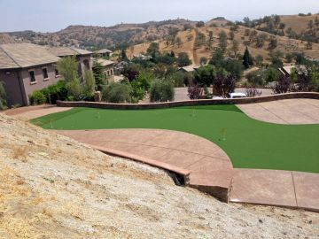 Artificial Grass Photos: Artificial Grass Installation in Santa Maria, California