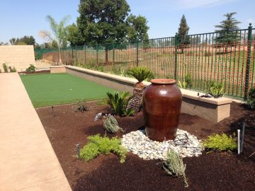 Artificial Grass Photos: Artificial Grass Installation in Lafayette, California