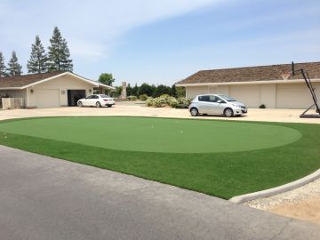 Artificial Grass Photos: Artificial Grass Installation In Portola Valley, California