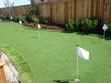 Artificial Grass Photos: Artificial Grass Installation In Orinda, California