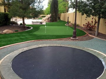 Artificial Grass Photos: Artificial Grass Installation In Prescott, Arizona