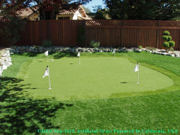 Artificial Grass Photos: Artificial Grass Installation In Santa Barbara, California