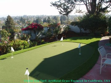 Artificial Grass Photos: Artificial Grass Installation In Scotts Valley, California