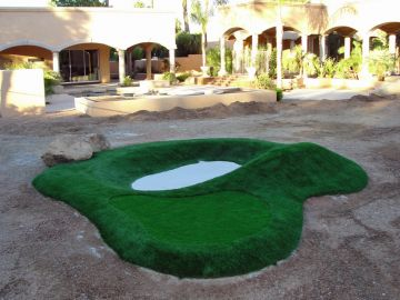 Artificial Grass Photos: Artificial Grass Installation in Catalina Foothills, Arizona