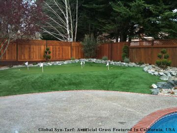 Artificial Grass Photos: Artificial Grass Installation In Arroyo Grande, California