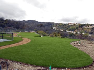Artificial Grass Photos: Artificial Grass Installation in Valencia, California
