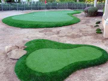 Artificial Grass Photos: Artificial Grass In Installation in Flagstaff, Arizona