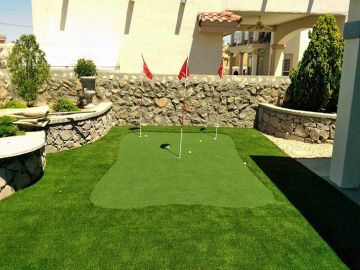 Artificial Grass Photos: Artificial Grass Installation in Corpus Christi, Texas