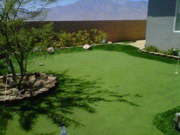 Artificial Grass Photos: Artificial Grass Installation in Yuma, Arizona