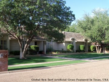 Artificial Turf Residential | Fake Grass Lubbock Texas