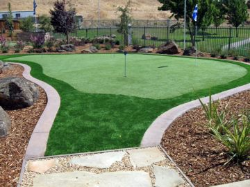 Artificial Grass Photos: Artificial Grass Installation in Pasadena, California