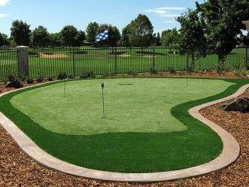Artificial Grass Photos: Artificial Grass Installation in Granite Bay, California