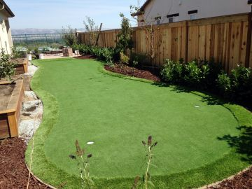 Artificial Grass Installation in West Covina, California