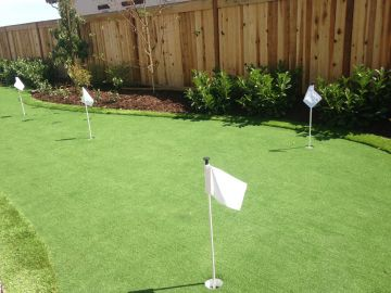 Artificial Grass Photos: Artificial Grass Installation in Santa Paula, California