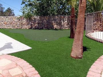 Artificial Grass Photos: Artificial Grass Installation in McKinney, Texas