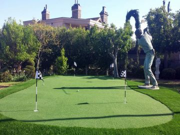 Artificial Grass Photos: Artificial Grass Installation in Atlanta, Georgia
