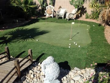 Artificial Grass Photos: Artificial Grass Installation In Apache Junction, Arizona