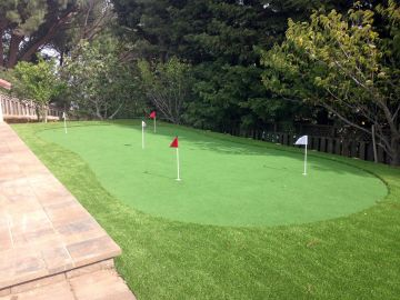 Artificial Grass Photos: Artificial Grass Installation In Redlands, California