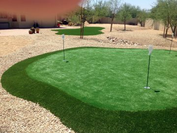 Artificial Grass Photos: Artificial Grass Installation In Kingman, Arizona