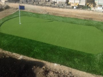 Artificial Grass Photos: Artificial Grass Installation In La Quinta, California