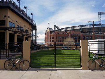 Artificial Grass Photos: Artificial Grass Sport Fields in Denver, Colorado