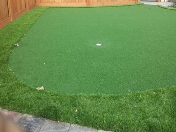 Artificial Grass Photos: Artificial Grass Installation in Baytown, Texas