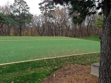 Artificial Grass Photos: Artificial Grass Installation in Bryan, Texas