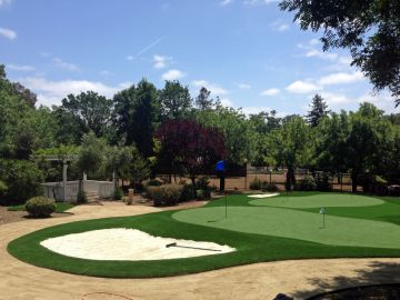 Artificial Grass Photos: Artificial Grass Installation in Cherry Valley, California