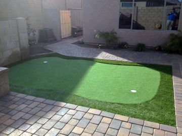 Artificial Grass Photos: Artificial Grass Installation In Chino Valley, Arizona