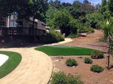 Artificial Grass Photos: Artificial Grass Installation in East Hemet, California