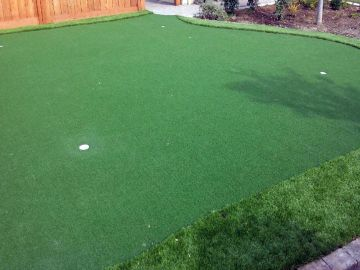 Artificial Grass Photos: Artificial Grass Installation In Eastvale, California