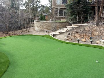Artificial Grass Photos: Artificial Grass Installation in Euless, Texas