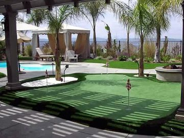Artificial Grass Photos: Artificial Grass Installation in Georgetown, Texas