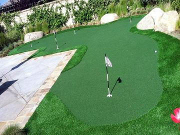 Artificial Grass Photos: Artificial Grass Installation In Jamul, California