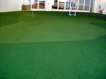 Artificial Grass Photos: Artificial Grass Installation In League City, Texas