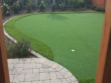 Artificial Grass Photos: Artificial Grass Installation in Lemon Grove, California