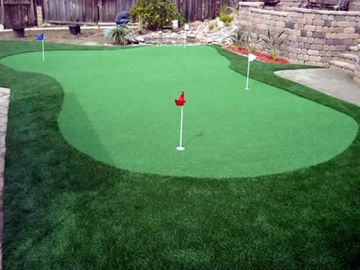 Artificial Grass Photos: Artificial Grass Installation in San Marcos, Texas