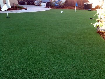 Artificial Grass Photos: Artificial Grass Installation in Melbourne, Florida