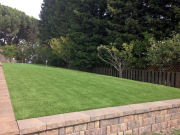 Artificial Grass Photos: Artificial Grass Installation In Oakley, California