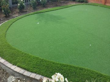 Artificial Grass Photos: Artificial Grass Installation in Palm Coast, Florida